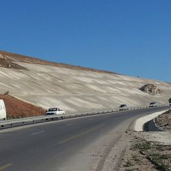 Passaggio del tunnel di Djebel El Ouahch